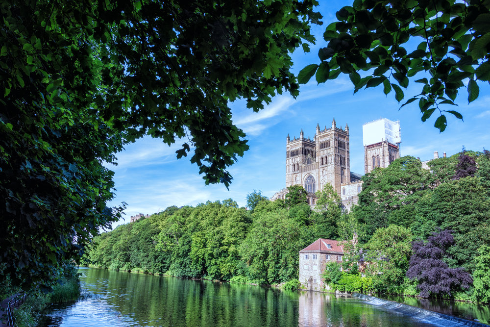 Durham cathedral, June 2018
