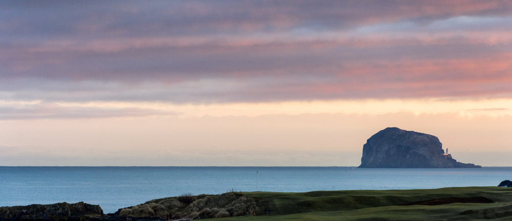 The Bass Rock, North Berwick, December 2018