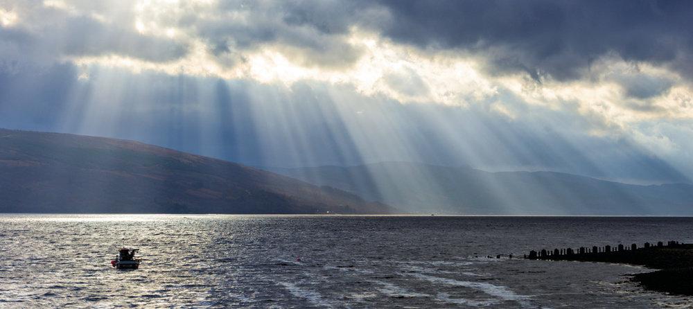 Loch Fyne, November 2018