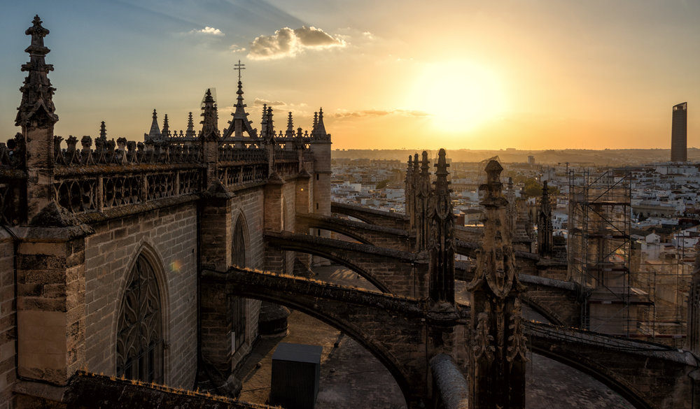 Seville Cathedral, September 2018