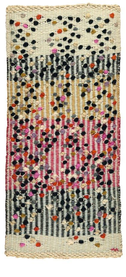 Anni Albers  Dotted  1959 Museum of Fine Arts Boston