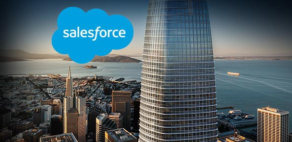 Salesforce Tower. Credit: toptechnews.com