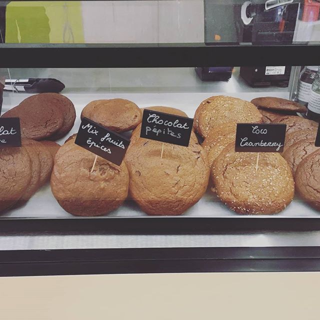 Our cookies have arrived in Paris! Which flavour will you try first?