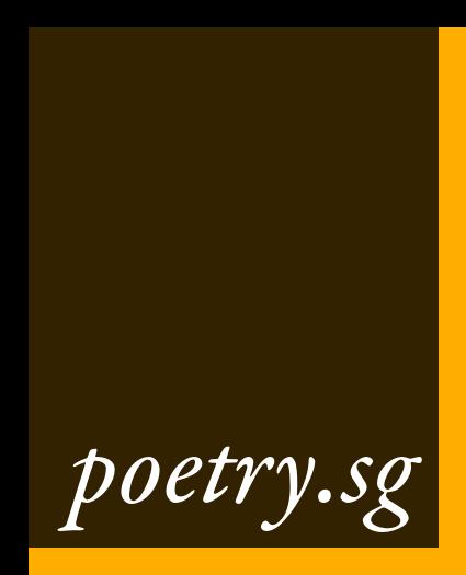 Poems Database 3