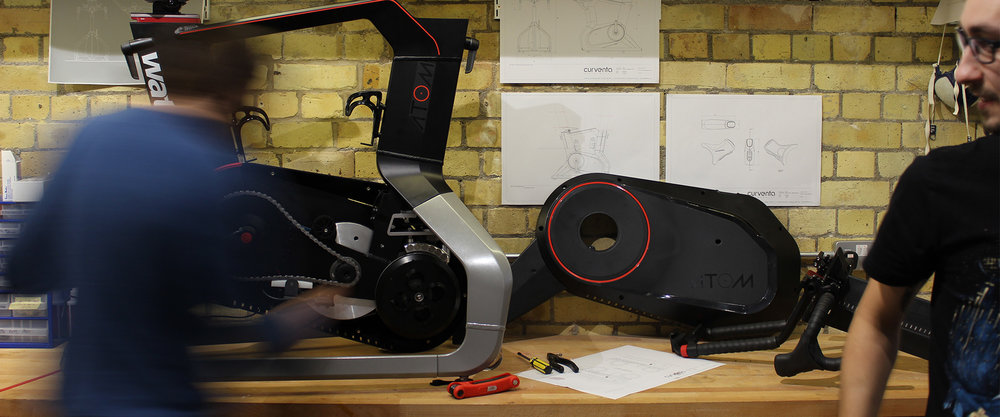 Wattbike Atom | Engineering development