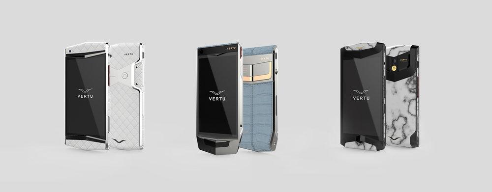 Vertu - curventa - luxury - premium - personalisation - customisation - individuality - cmf - material - colour - finish