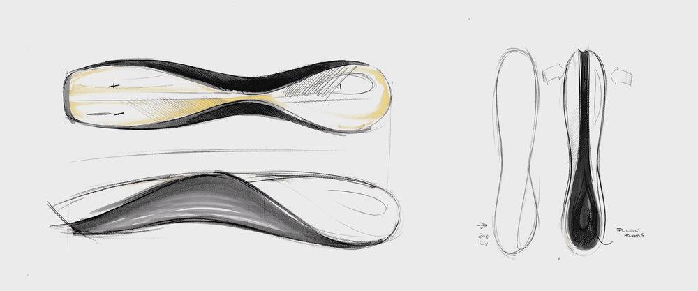 Queen Bee | Early concept sketch