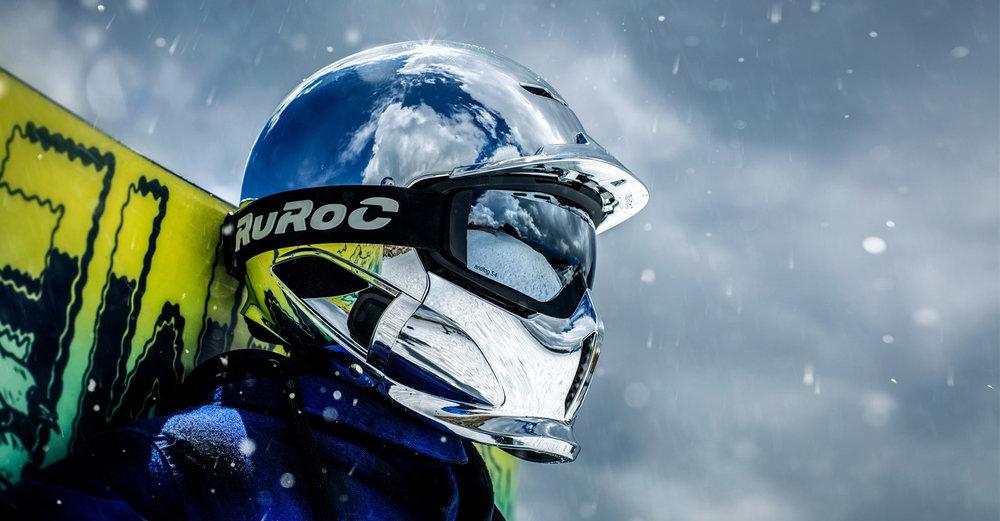 Ruroc - RG1 - Curventa - helmet - snow - snowboarding - sports - overview