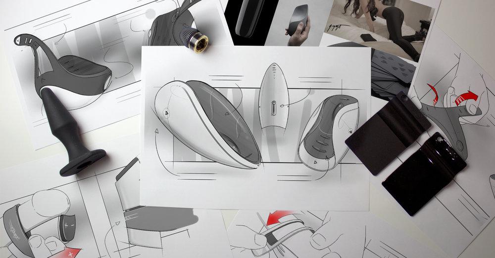 Pulse | Sketch study