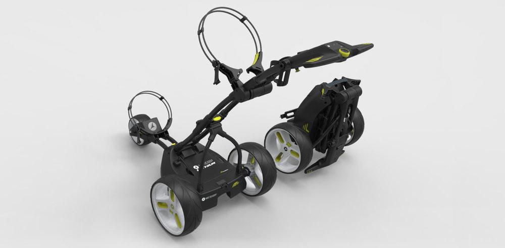 Motocaddy M1 Pro | Easy fold