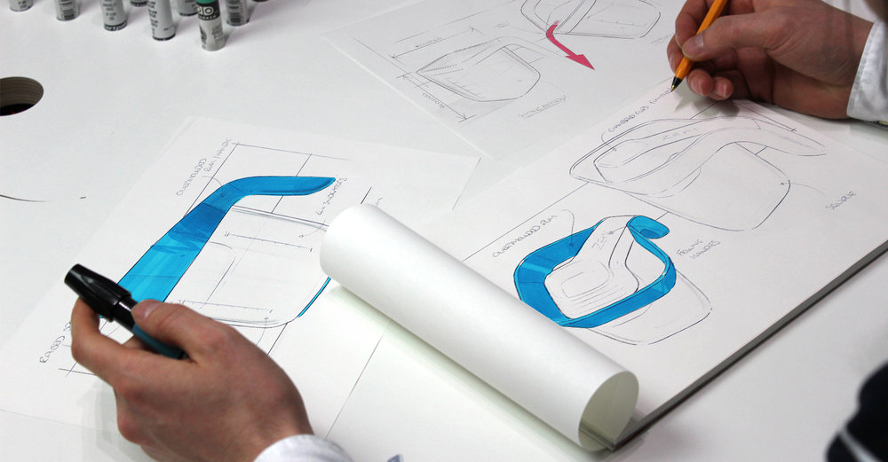 Zeal Measuring | Concept sketching
