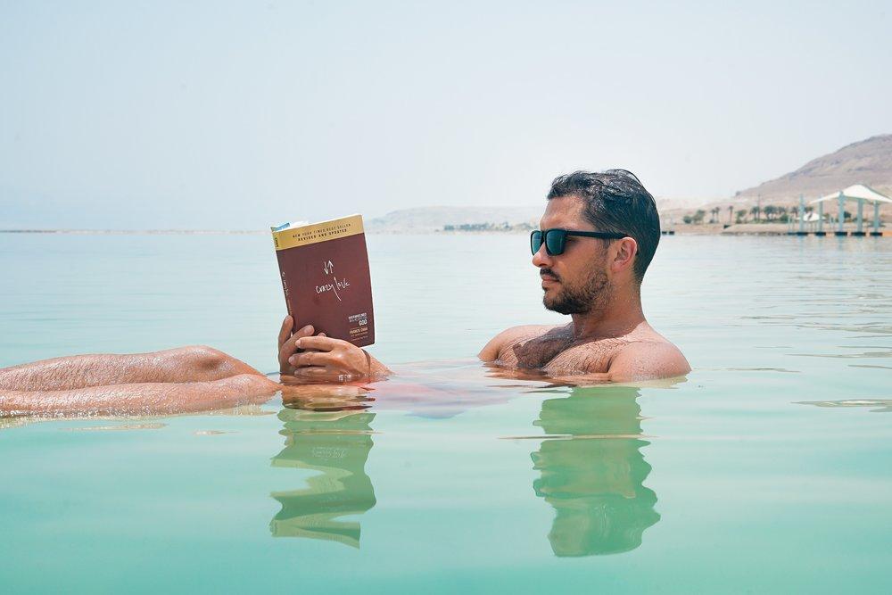My SUMMER READING - Fergus Crockett