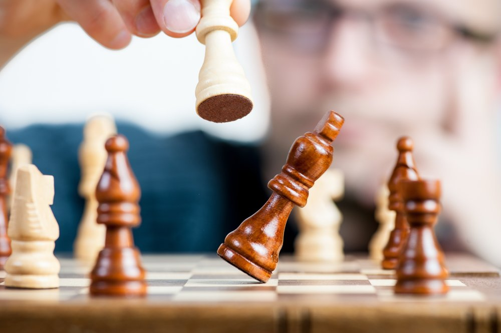 How To Make Better Decisions Than Your Competitors - Fergus Crokett