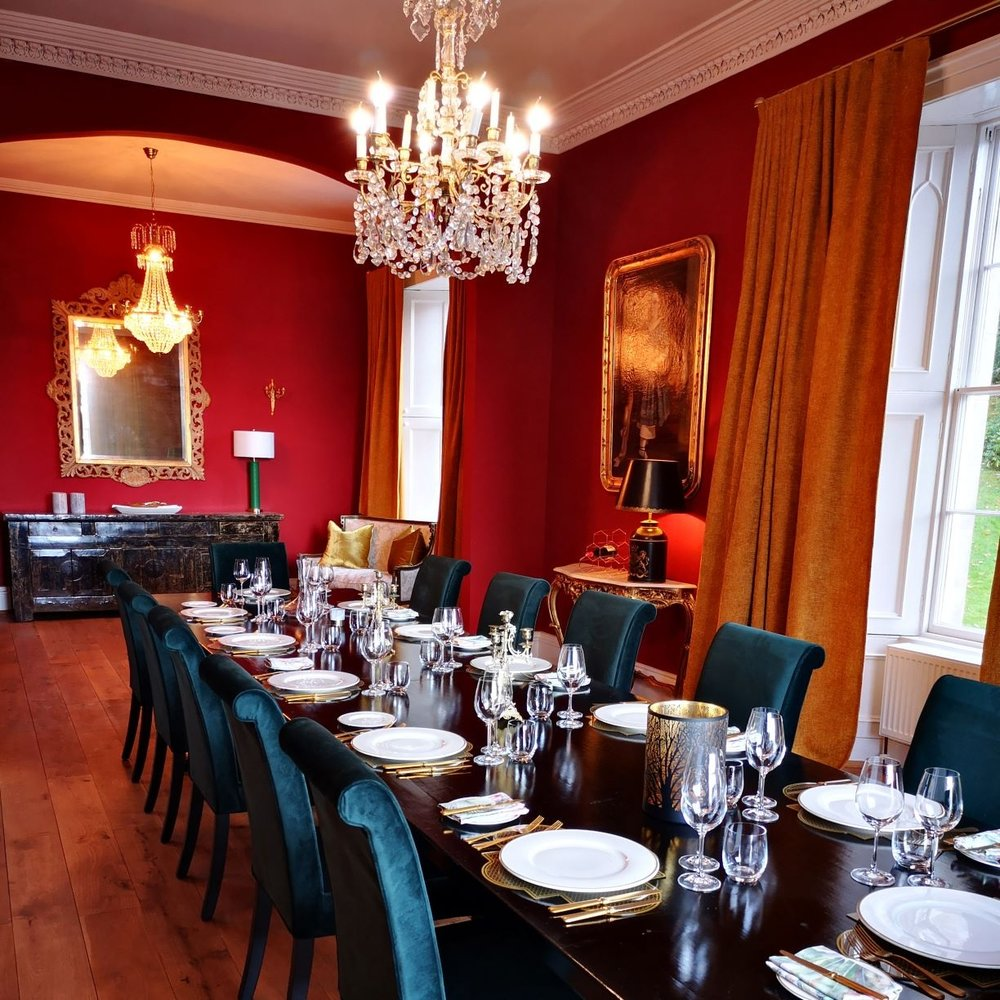 Corporate & Incentives - If you're looking for an alternative and inspiring setting for your corporate event then Balnakeilly House has it all. From brainstorming sessions to team-building breaks and entertaining your best clients, we can arrange everything so you just have to turn up and get down to business.
