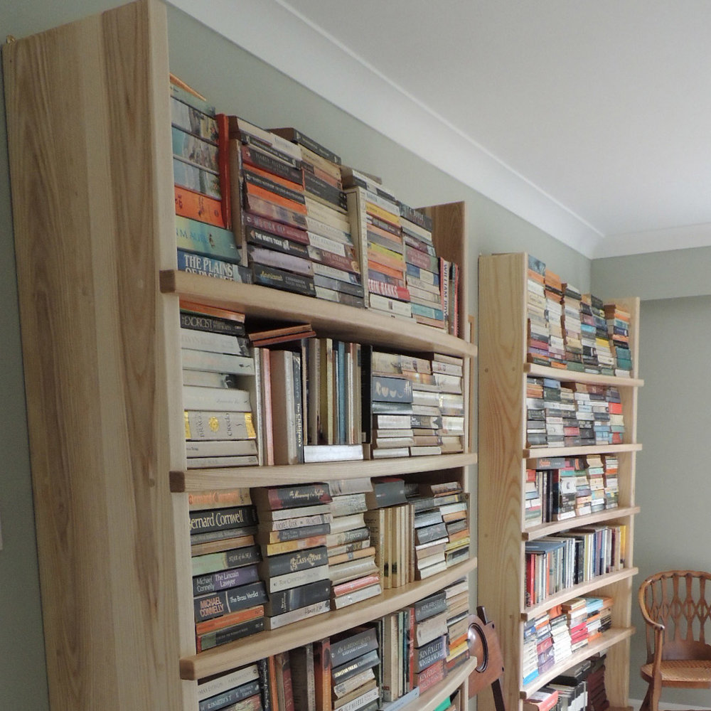 Built-In Furniture bespoke wood craftsmen