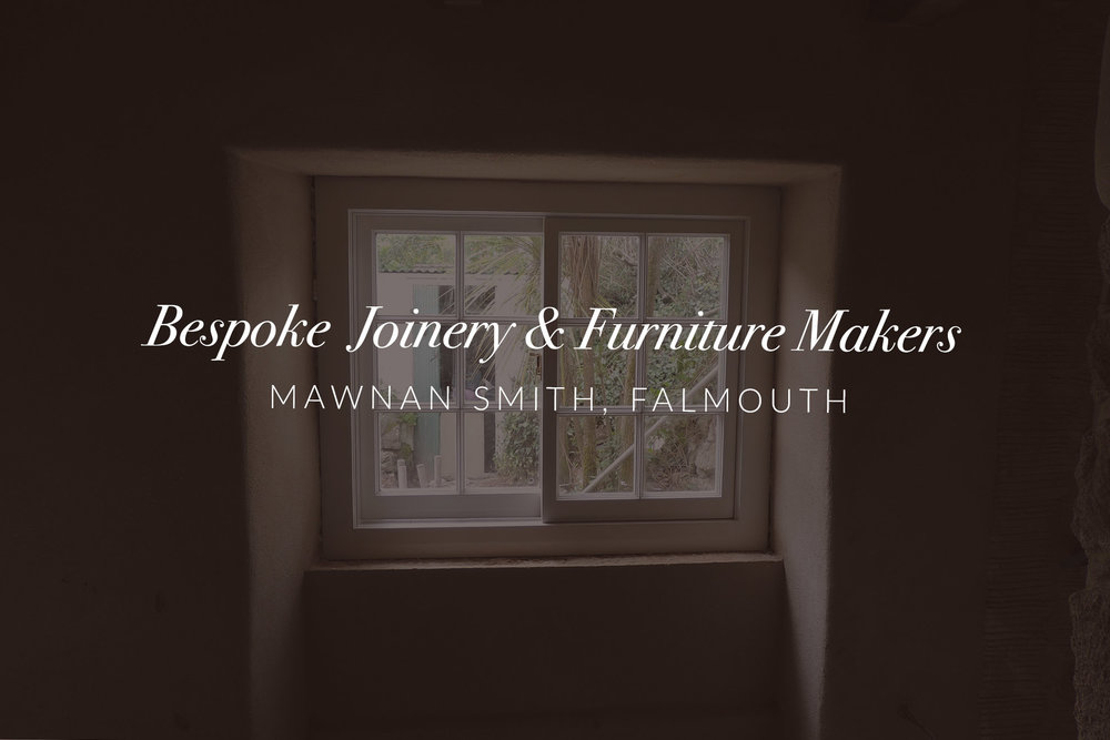 Bespoke joinery and furniture in Mawnan smith, falmouth