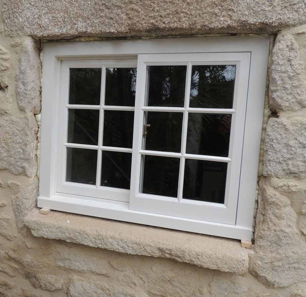 bespoke windows and carpentry