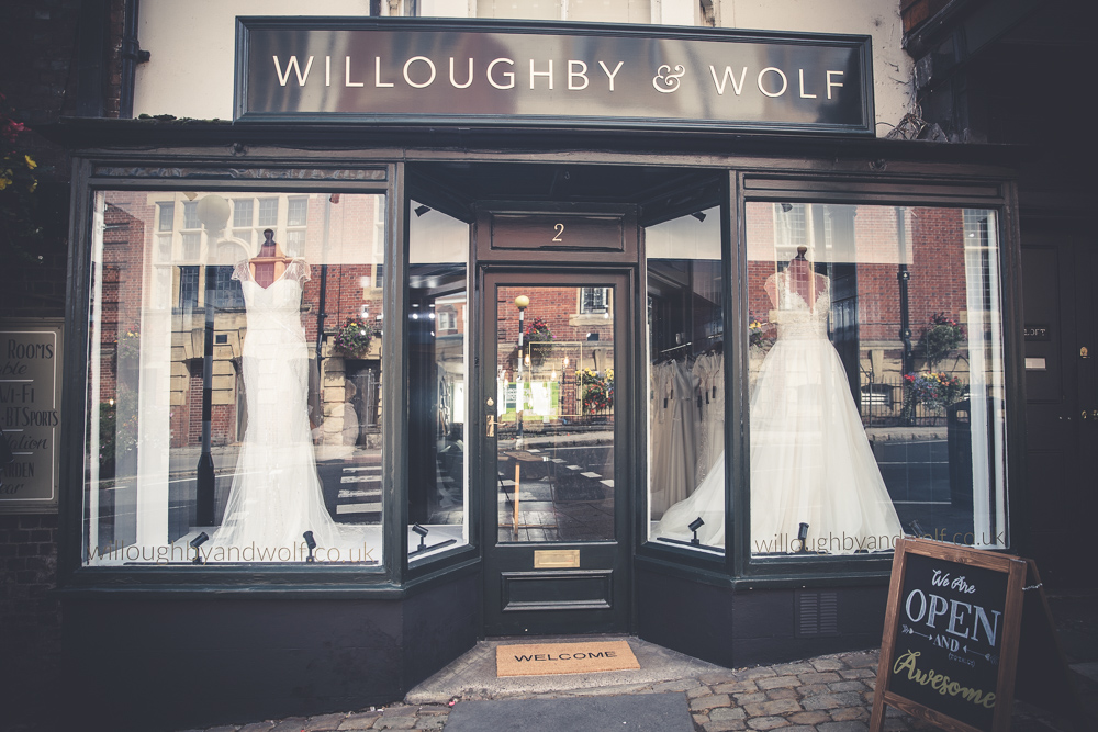 Welcome to Willoughby & Wolf