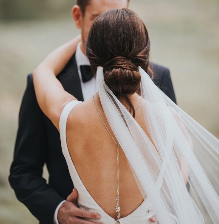 Devon Dress by THEIA Couture