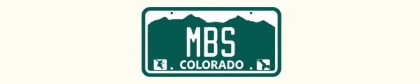 MBS overzicht voor de Onewheel