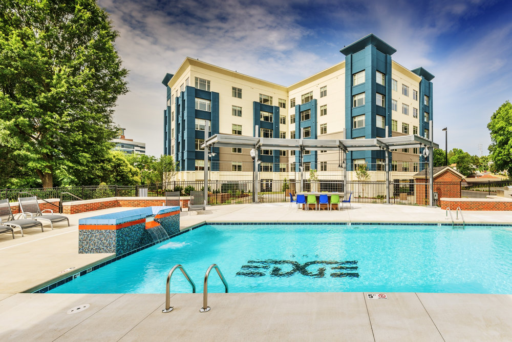 The Edge Flats Student Apartments