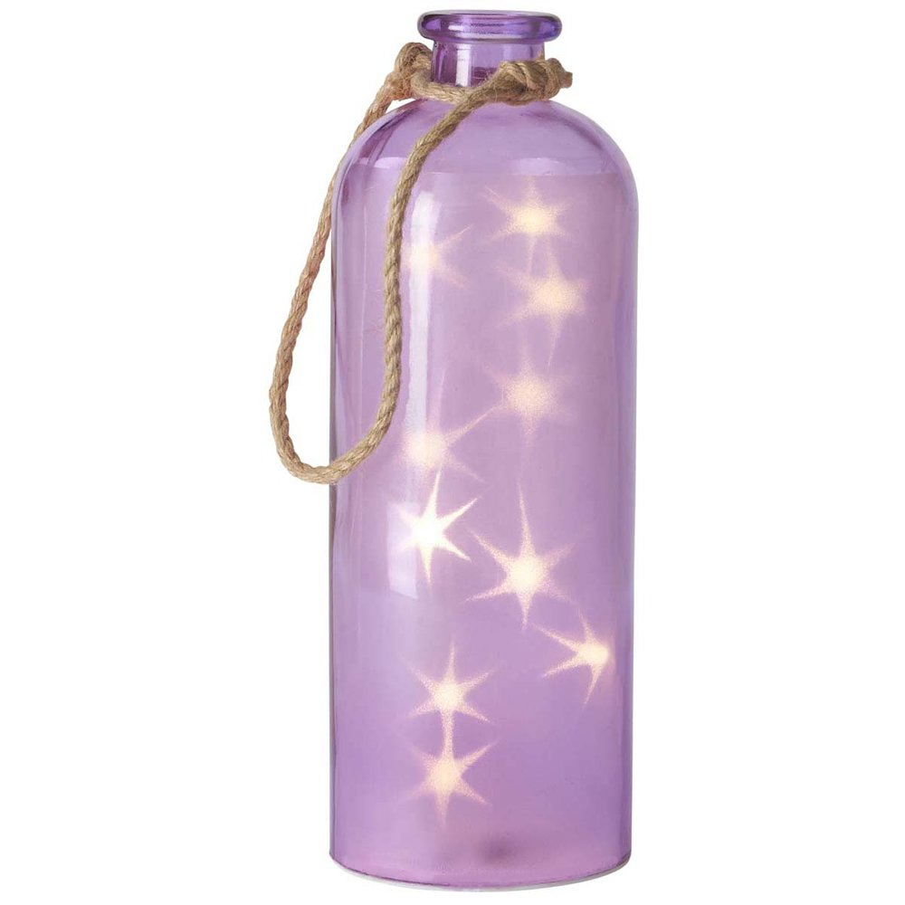 LED Giant Stars in a Bottle - Purple   Soft Pink - Battery Operated — M A Y  B U G S 6762ec106