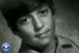 """Carl """"Charlie"""" Brandt as a child"""