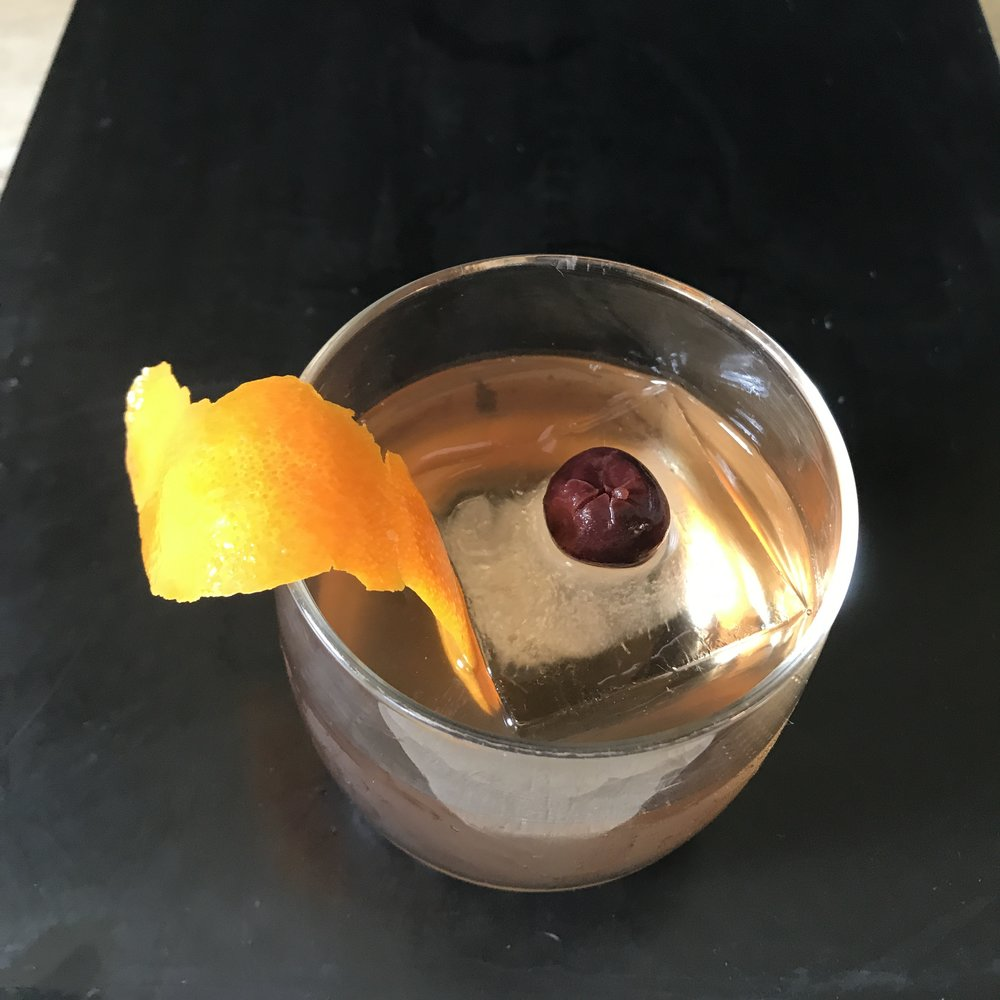 snow melt cocktail