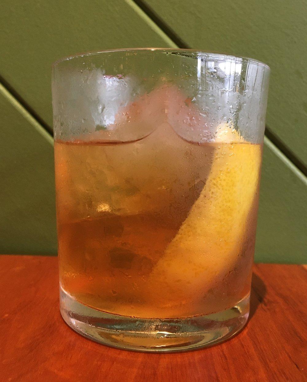 the sticky icky cocktail