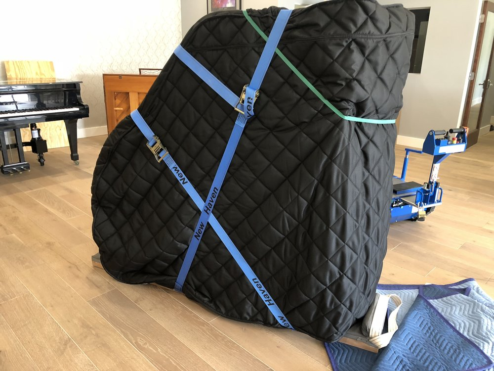 Image result for piano moving