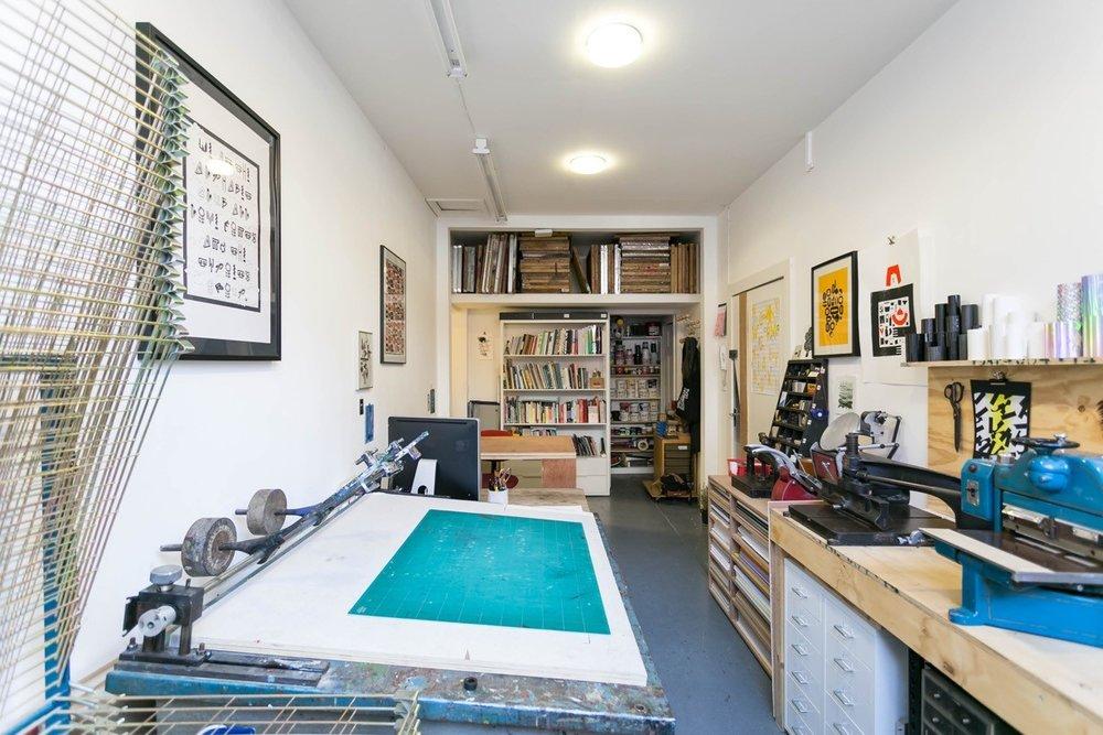 Gaunson House N15 - Creative Studios, Cafe