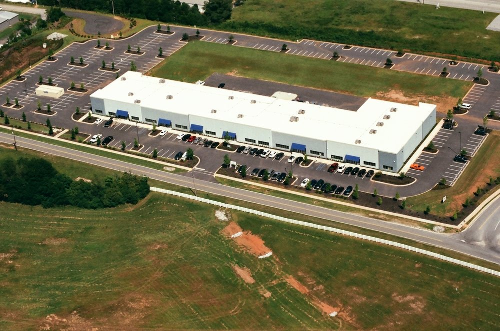 Haywood Ridge Office, Warehouse Park - Greenville, SC