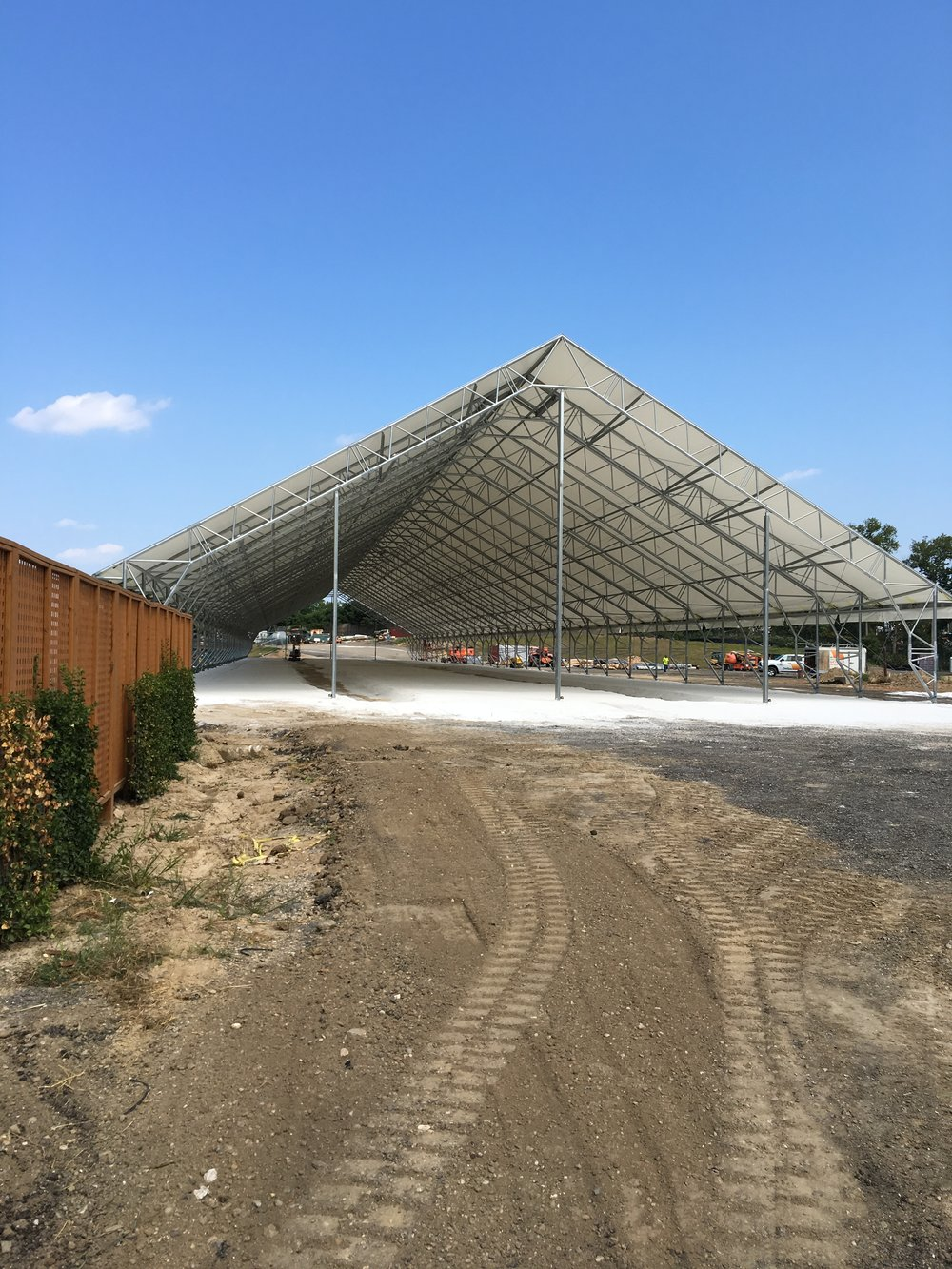 Laurel Race Track Commercial Project by Bay Engineering, Inc