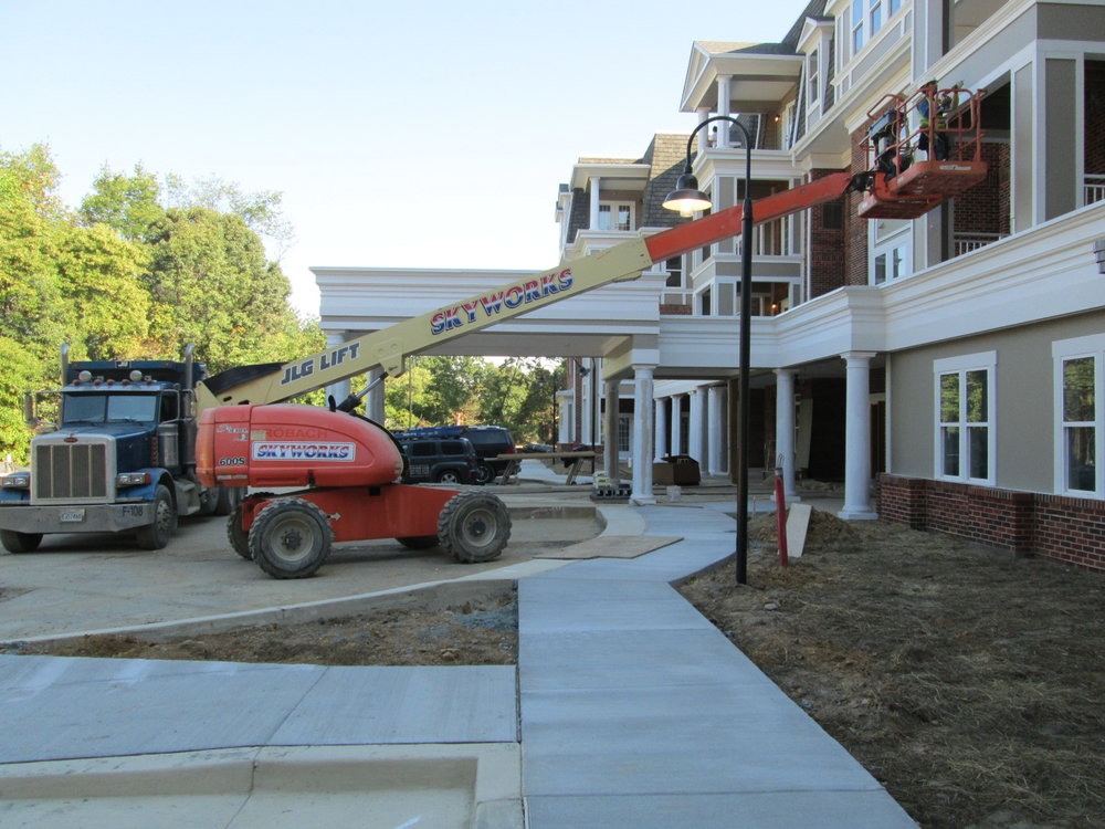 Brightview Senior Living, LLC.  Health Care Project by Bay Engineering, Inc