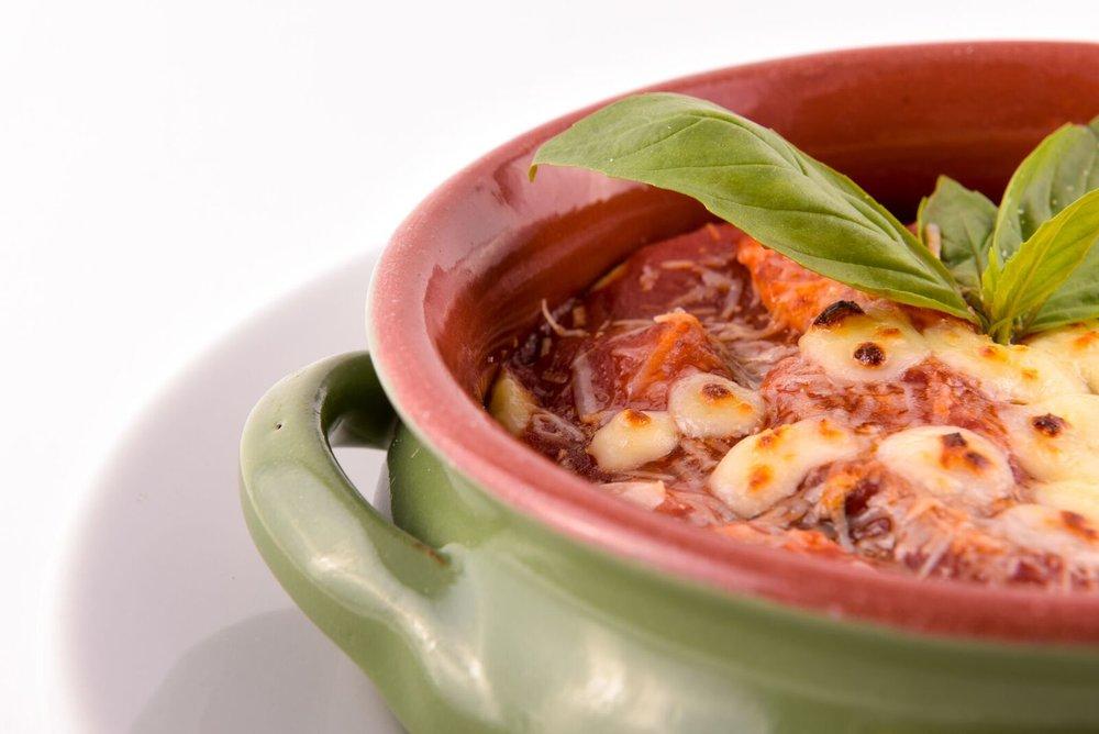 Das ist Mitù - Spitzenqualität des Rohstoffes und italienischer klassischer Küche wer kann jeder schätzen aber insgesamt verstehen. Einfach!Buon appetito!