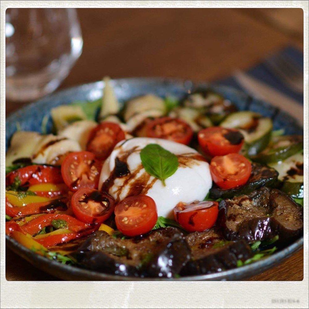 UNO : de bons petits plats rital fait avec des produits frais et de saison