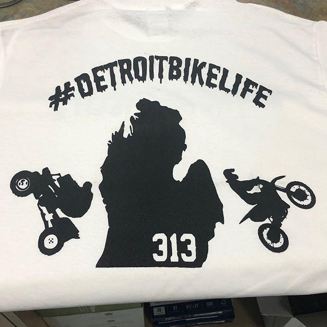 #Custom #Screenprinted #detroitbikelife