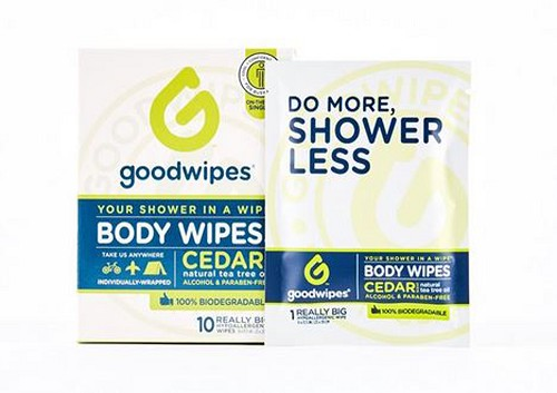goodwipes: 10ct Bodywipes - $9.99
