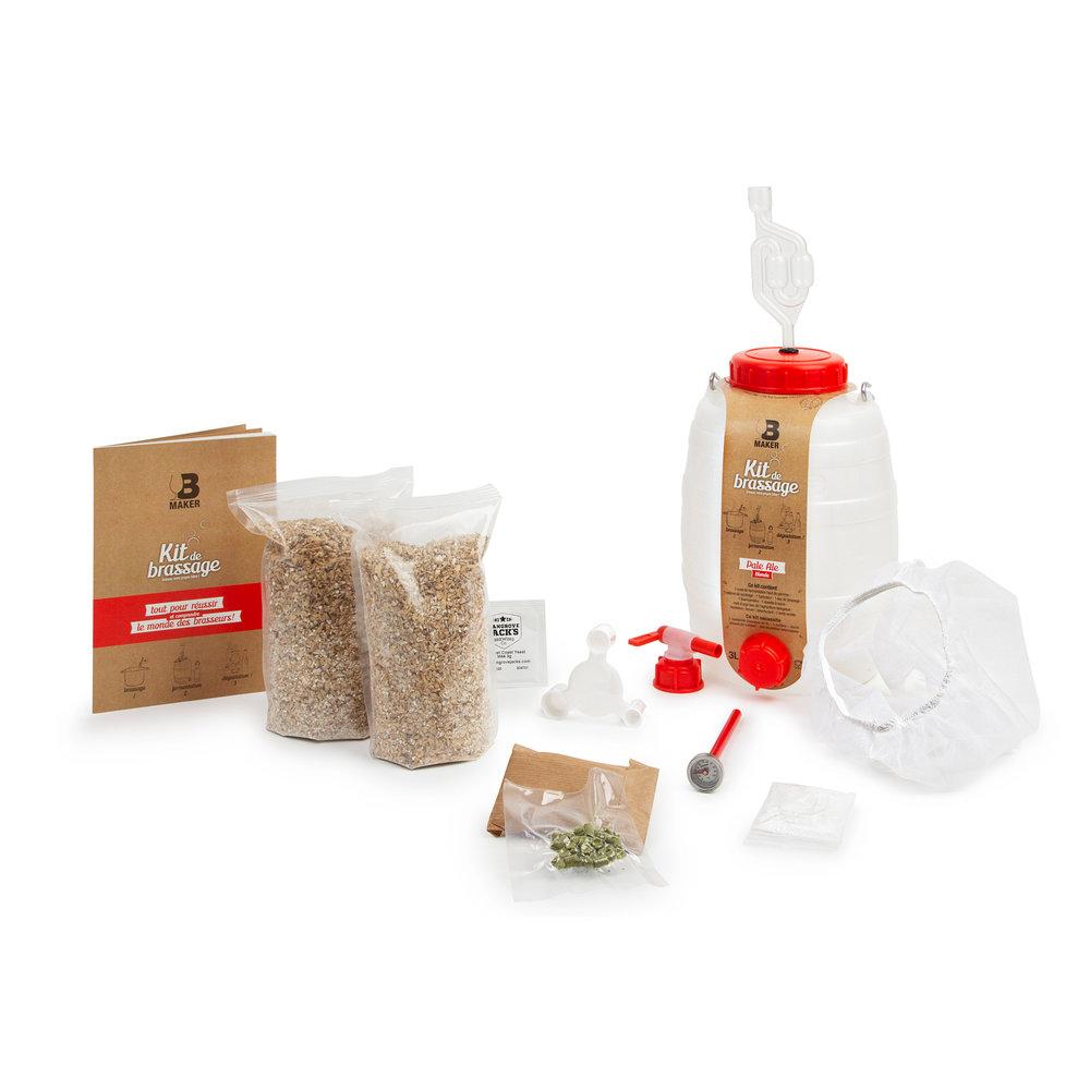 Kit de brassage tout grain (confirmé)