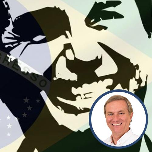 Bolsonaro, el mito brasileño - José Antonio Kast30 de Octubre 2018