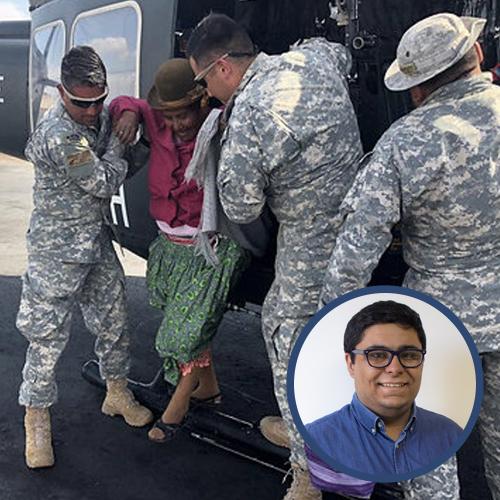 Detrás de una emergencia - José Carlos Meza12 de Febrero 2019