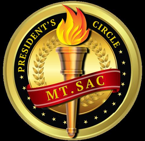 President's Circle Seal