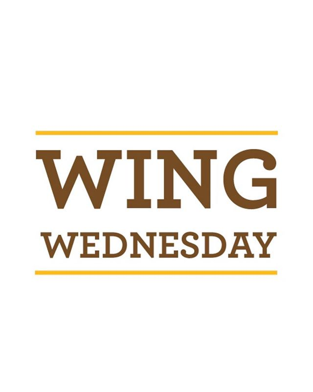 We 🖤 Wednesday's!🤤 Come try your favorite sauce or rub on your style wing for just 59 cents! 🍗 Make sure you add on a side too! 🍟🥙 Drink specials ALL day! 🍺🥃🍹#wings#wingwednesday#republicsvl