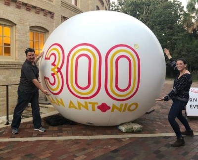 San Antonio celebrates is tricentennial this year
