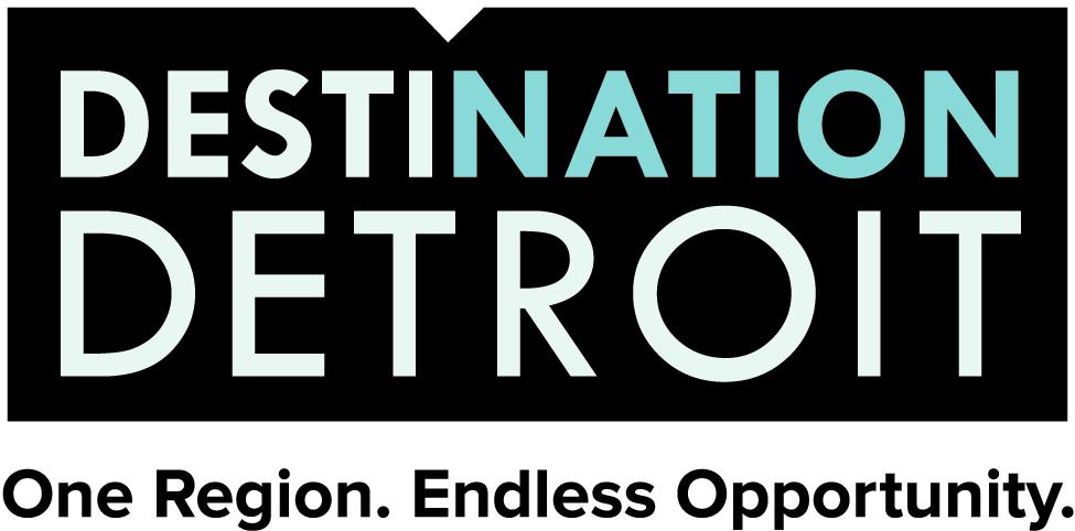 Destination Detroit logo