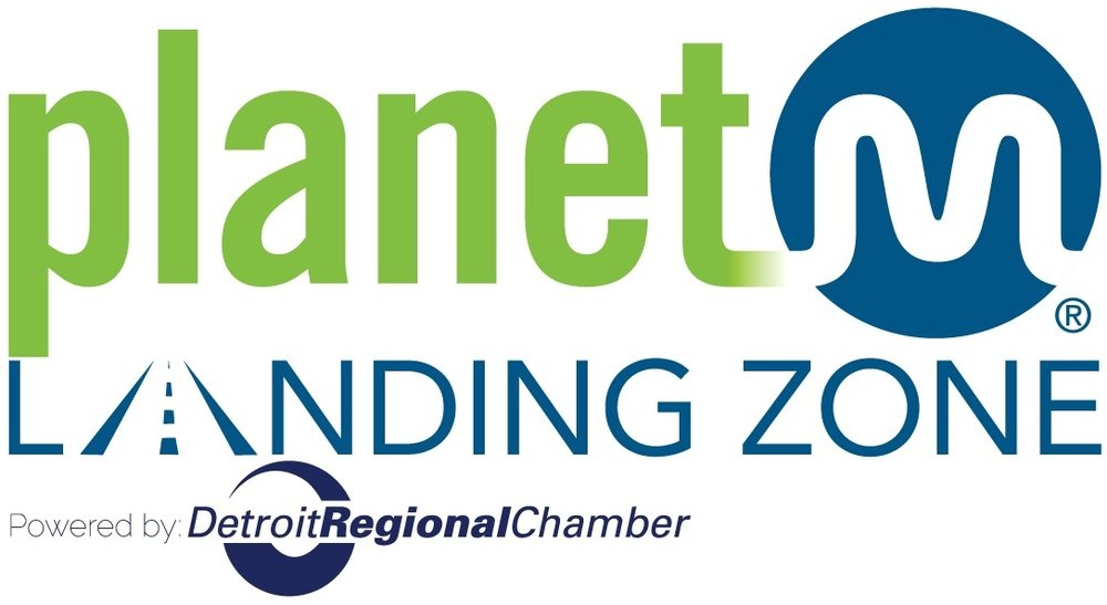 PlanetM Landing Zone logo