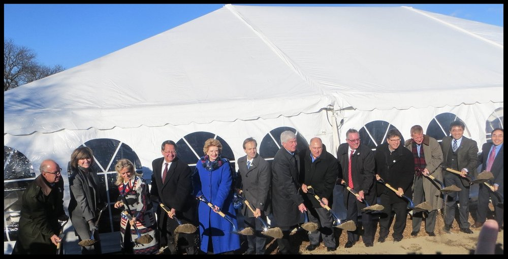 American Center for Mobility Groundbreaking