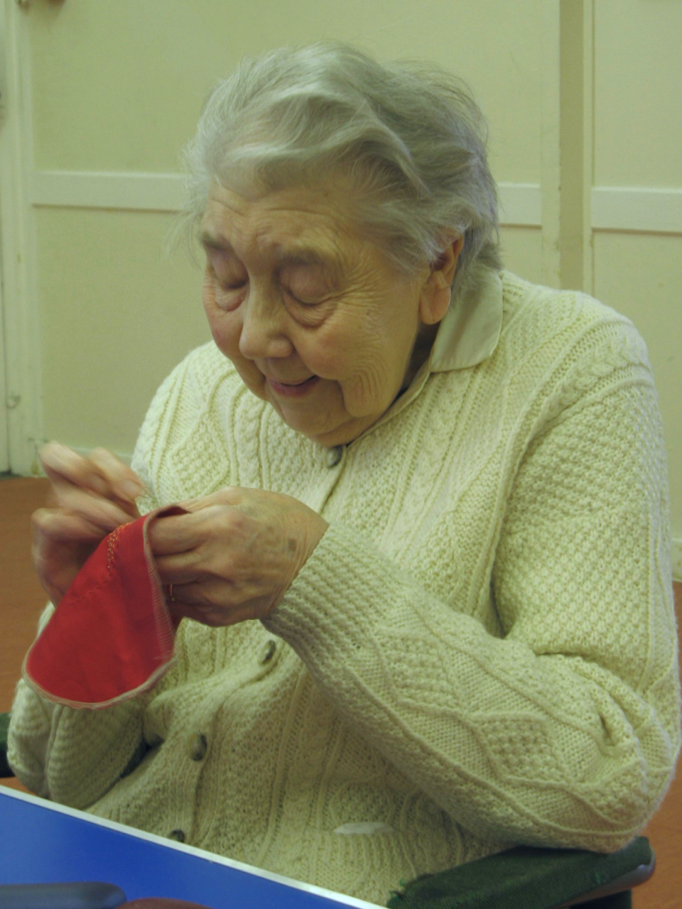 Our Elders group meets once a week to explore the borough's rich cultural heritage through arts and crafts. - Learn more