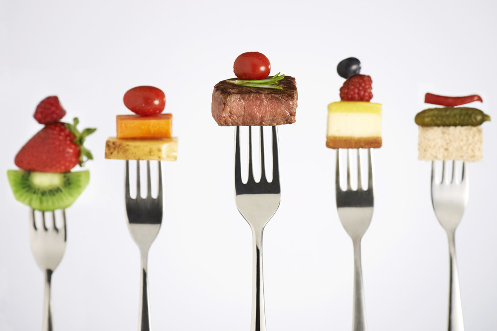 Take back control of your relationship with food! -