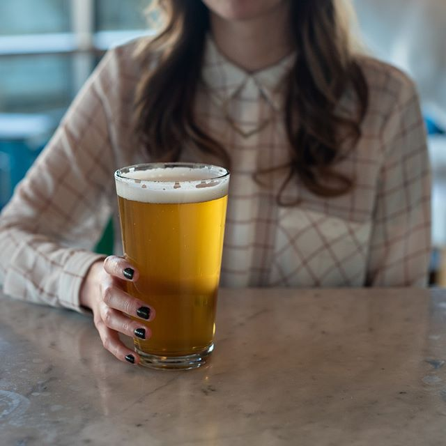 Pints are always $5 during Happy Hour - weekdays from 3pm-6pm. Why not try a @legend7brewing Superbia Saison?! 🍻